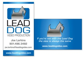 Lead Dog Video Production Memphis