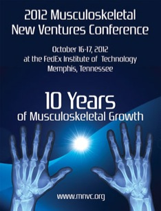 Musculoskeletal New Ventures Conference